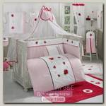 Комплект постельного белья Kidboo Little Ladybug 6 предметов
