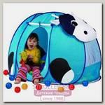 Детская палатка Calida Корова + 100 шаров