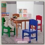 Детский столик с 4 стульчиками Leroys VR7