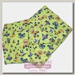 Комплект в кроватку Топотушки: одеяло и подушка на синтепоне Л0201С
