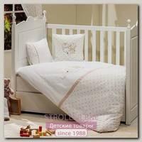 Сменный комплект белья Fiorellino Best Friends (Фиореллино Бэст Фрэндс) в кроватку, 3 предмета