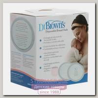 Прокладки одноразовые для груди Dr Brown's 30 шт.