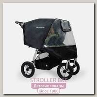 Дождевик для коляски Bumbleride Indie Twin Rain Cover
