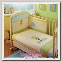 Комплект постельного белья Feretti Jungle 3 предмета
