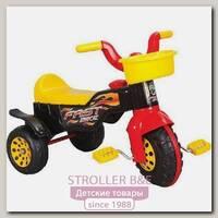 Детский 3-х колёсный велосипед Pilsan Bike 3+