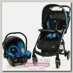 Детская коляска Joie Muze Travel Sistem 2 в 1, прогулочная + автокресло