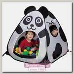 Детская палатка Calida Панда + 100 шаров