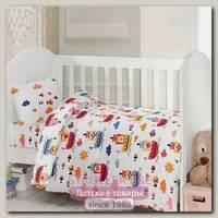 Комплект постельного белья Kidboo ТМ Ups Pups Пароход 6 предметов