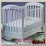 Детская кроватка Baby Italia Cinzia LUX качалка