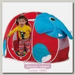 Детская палатка Calida Слоник + 100 шаров