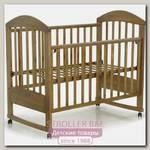 Кровать детская Топотушки Дарина-2, колесо+качалка