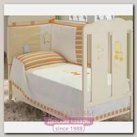 Набор Micuna Dido покрывало + борт TX-700 в кроватку 120 х 60 см