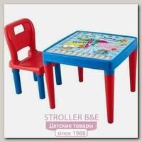 Набор мебели Pilsan Menekse & Hobby стол + стул, 03-419