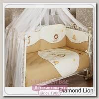 Комплект постельного белья Feretti Diamond Lion 3 предмета
