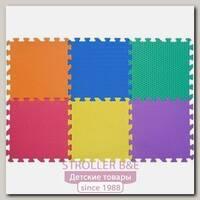 Рельефный коврик-пазл 12' Funkids Сенс-12 без изображений