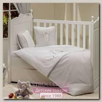 Сменный комплект белья Fiorellino Beep Beep в кроватку, 3 предмета