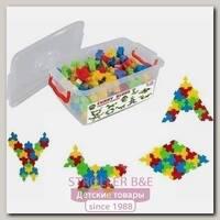 Конструктор Pilsan Funny Blocks 128 деталей, 03-236