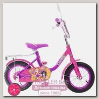 Двухколесный велосипед RT BA Camilla 12' 1s