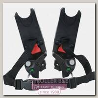 Адаптер для крепления автокресел Cybex, Maxi-Cosi, Nuna на коляску Baby Jogger City Mini Zip