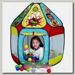 Детская палатка Calida Спорт + 150 шаров