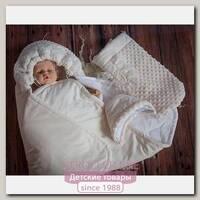 Комплект на выписку GulSara с одеялом-трансформером 6 пр., весна-осень